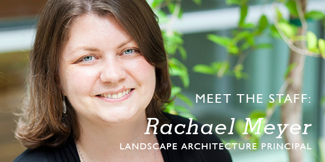 Meet the Staff: Rachael Meyer