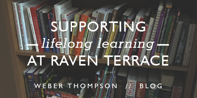 Raven Terrace Book Drive
