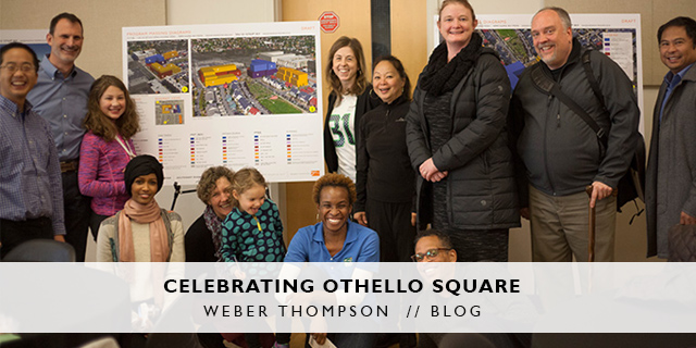 Celebrating Othello Square