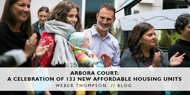 Arbora Court Grand Opening
