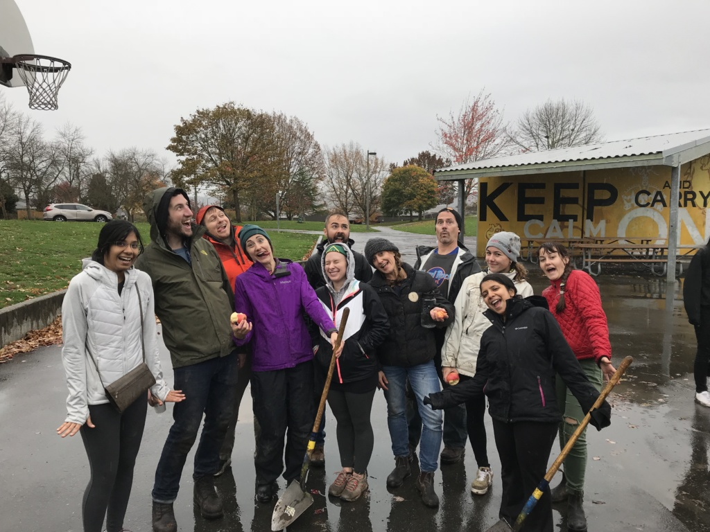 Tree Planting with Green Seattle