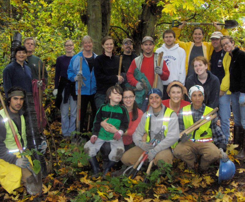 2007 Weber Thompson Tree Planting