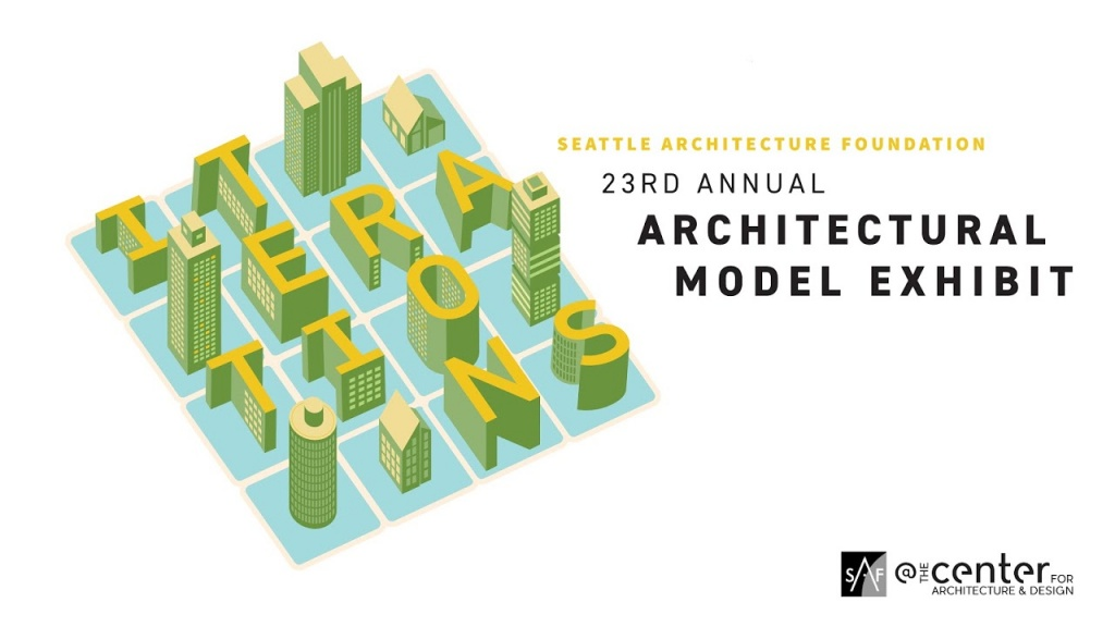 Seattle Architecture Foundation Model Exhibit logo