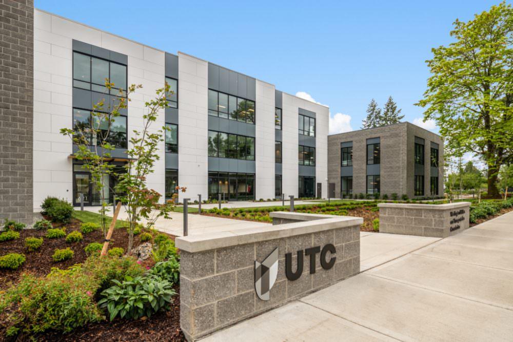 UTC Lacey Headquarters