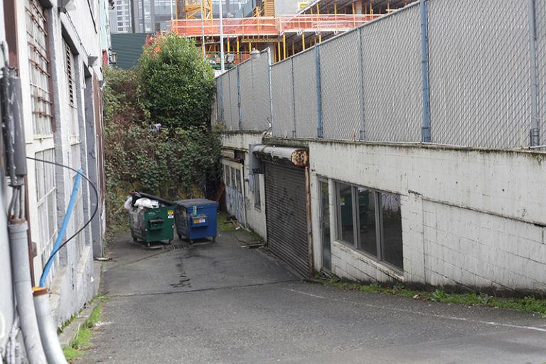 Stratus alley