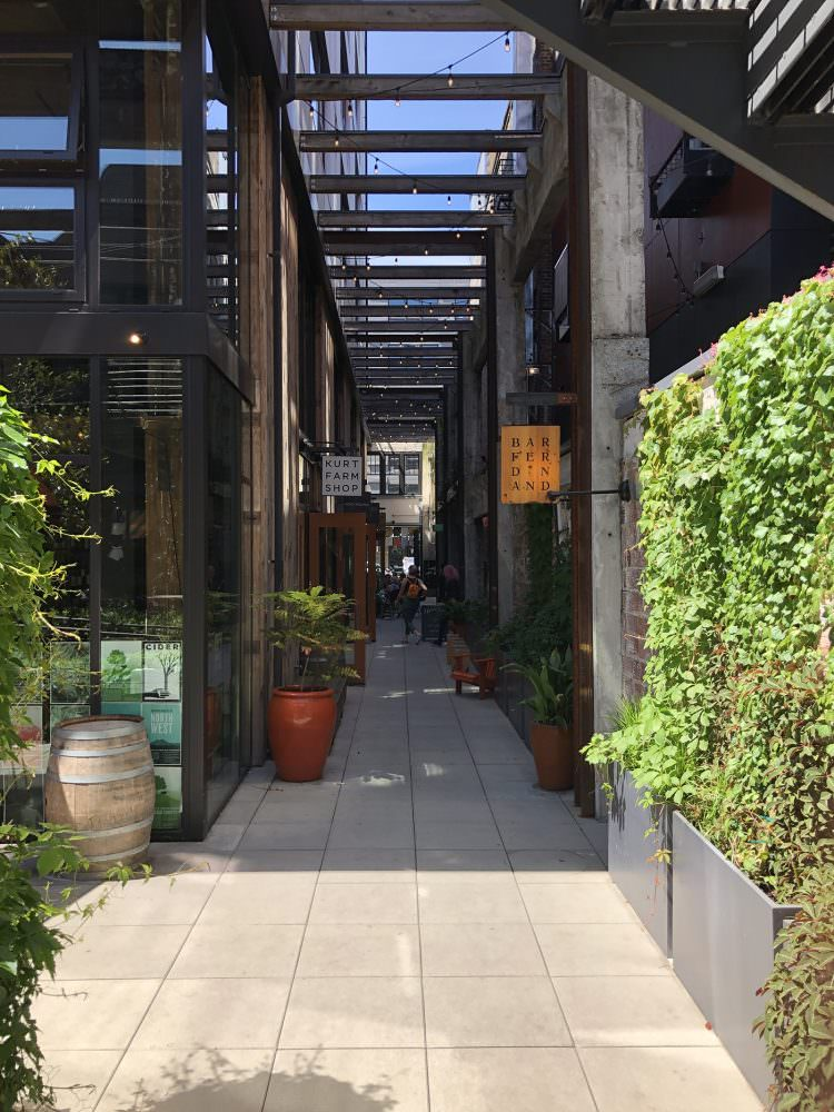 Chophouse Row in Capitol Hill