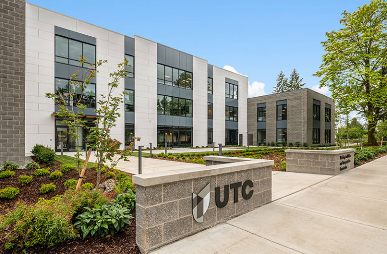 Photo of UTC Headquarters in Lacey, WA